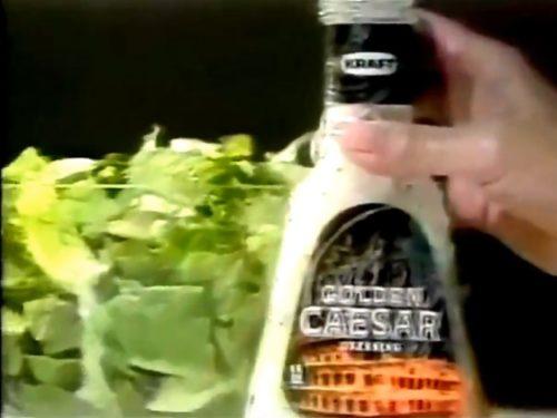 So very noble. (Kraft commercial, 1972)