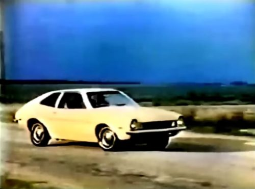 'Doc Pinto' to the rescue! (Ford commercial, 1972)