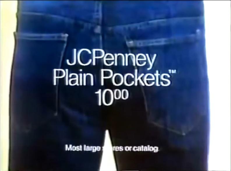 Plain Pocket JC Penny TY8SmzGe9