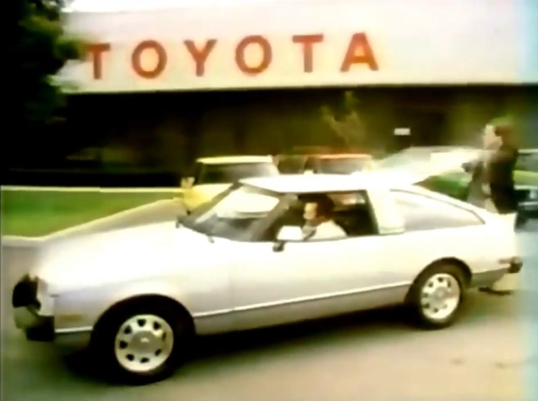 70s Spots Toyota Celica You Asked For It Got 1978